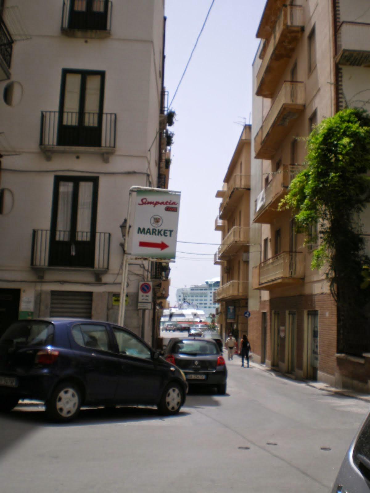Vendo casa vacanze a Trapani.