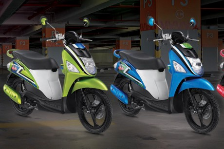 Suzuki Let's , Scooters Fuel Injection released soon