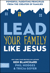 lead your family like jesus cover