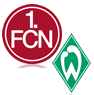 FC Nürnberg - Werder Bremen