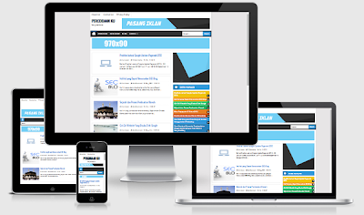 SEOSimple Responsive Blogger Template