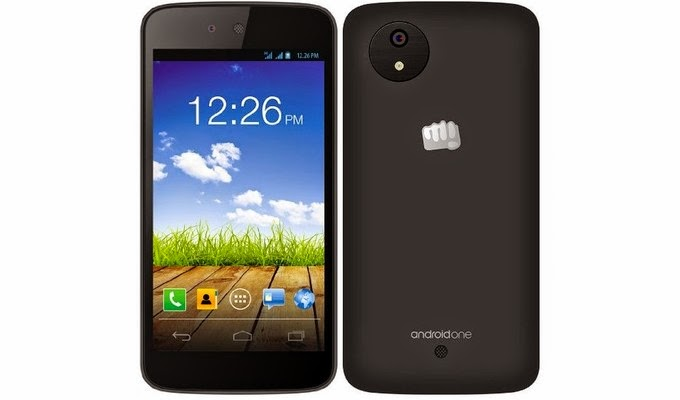 Micromax Canvas A1 Specifications