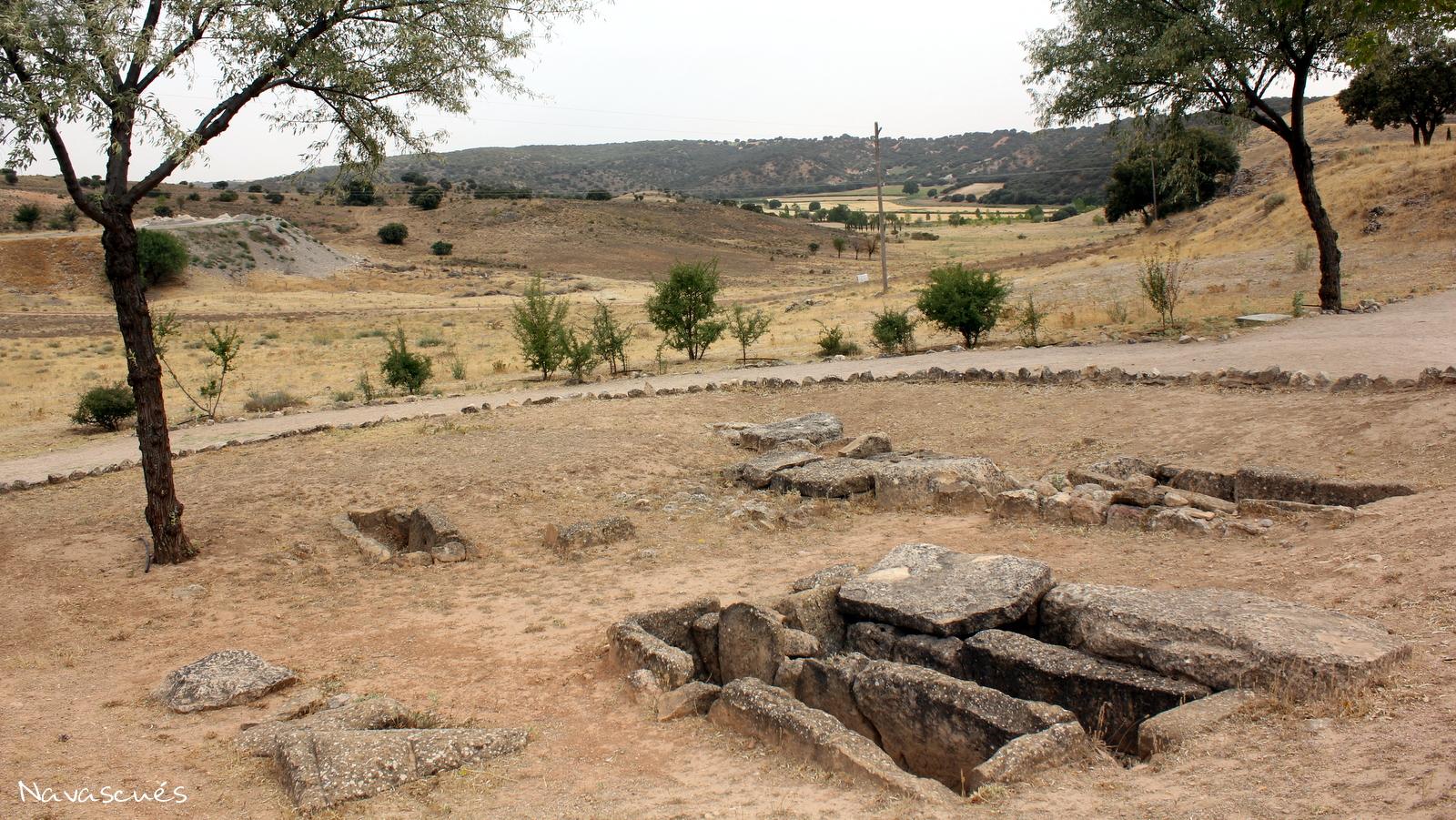 Enterramientos visigodos