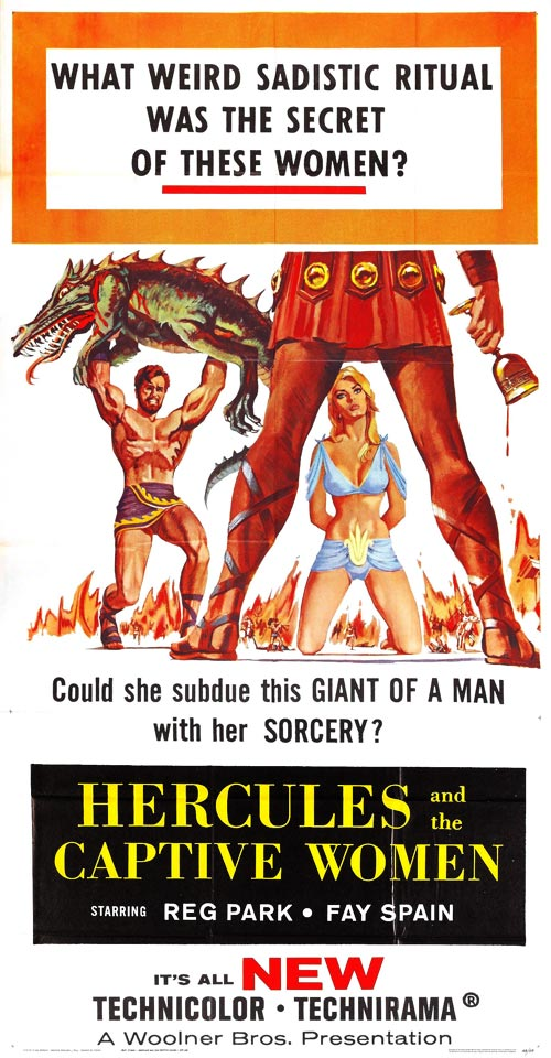 Hercules and the Conquest of Atlantis (1961)