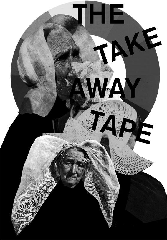 this  is  thetakeawaytape