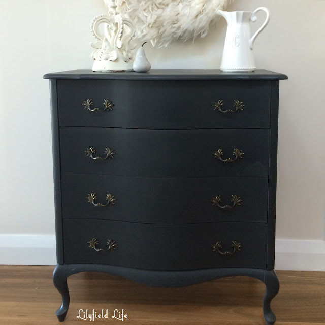 ASCP Graphite Serpentine Drawers Lilyfield Life