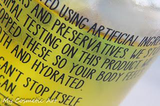 Aceite de Higos y Almendras de Stop The Water While Using Me!