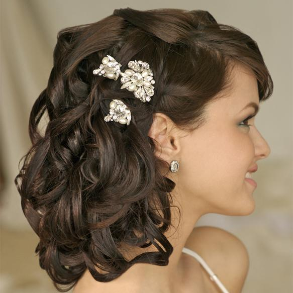 Hair Style In Fashion : Just Women Fashion: Latest Girls Hair Style for party