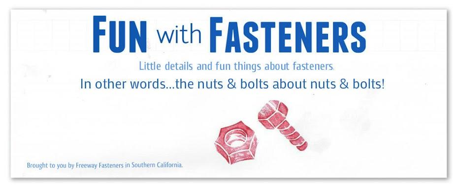 FUN with FASTENERS