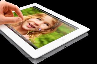 Apple anuncia o iPad Nova Geração 4