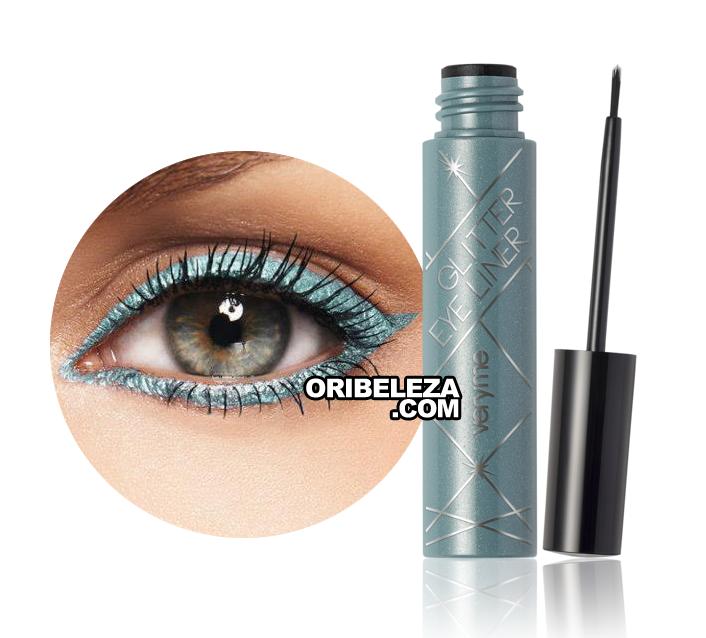 Eye Liner Glitter Very Me - Green