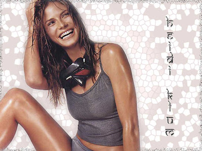 Hot Heidi Klum HD Wallpaper