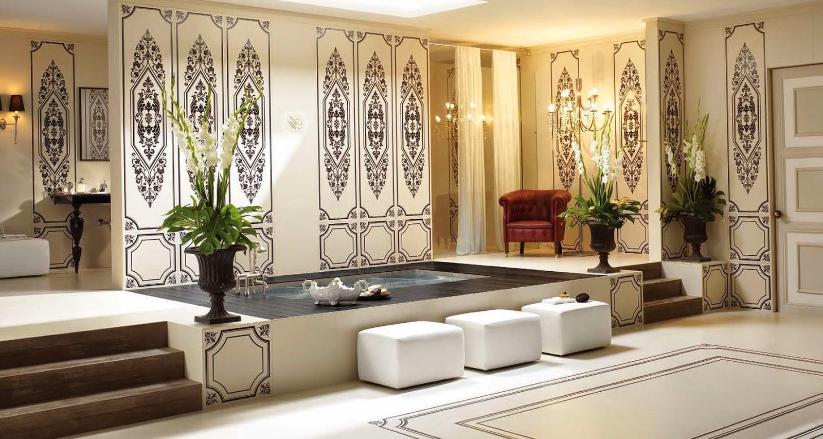 Annaline interior design p ytki ceramiczne moda i trendy w 2014 - Decoration orientale moderne ...