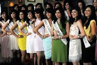Daftar Nama Finalis Miss Indonesia 2011