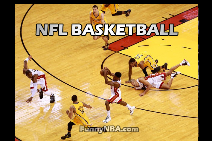Heat vs Pacers - 2013 Eastern Conference Finals - Funny ... Vadering
