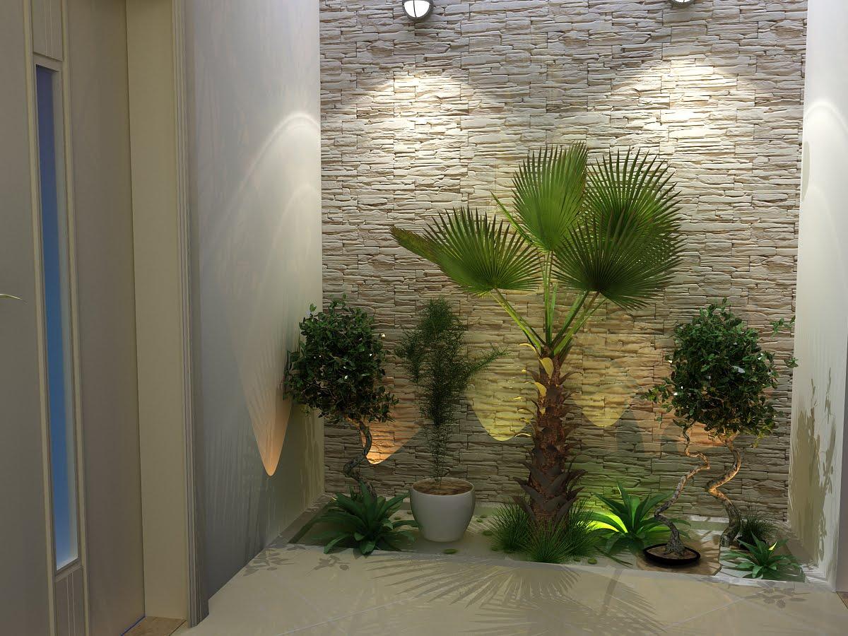 Minha Casa Clean Jardins de Inverno ou Internos!!! E 20 Plantas