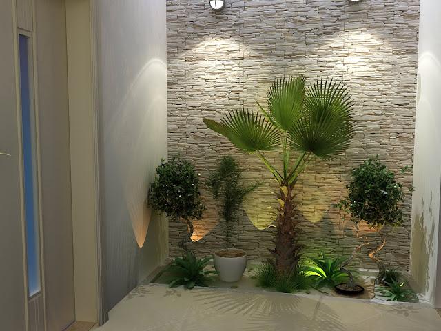 ideias jardim exterior:Construindo Minha Casa Clean: Jardins de Inverno ou Internos!!! E 20