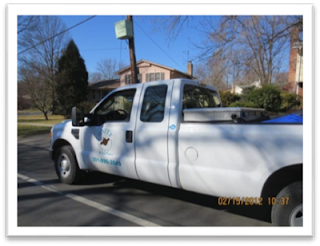 Unity Disposal Services, LLC, supervisor truck