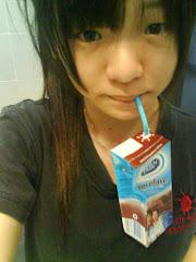 我喜欢喝牛奶❤