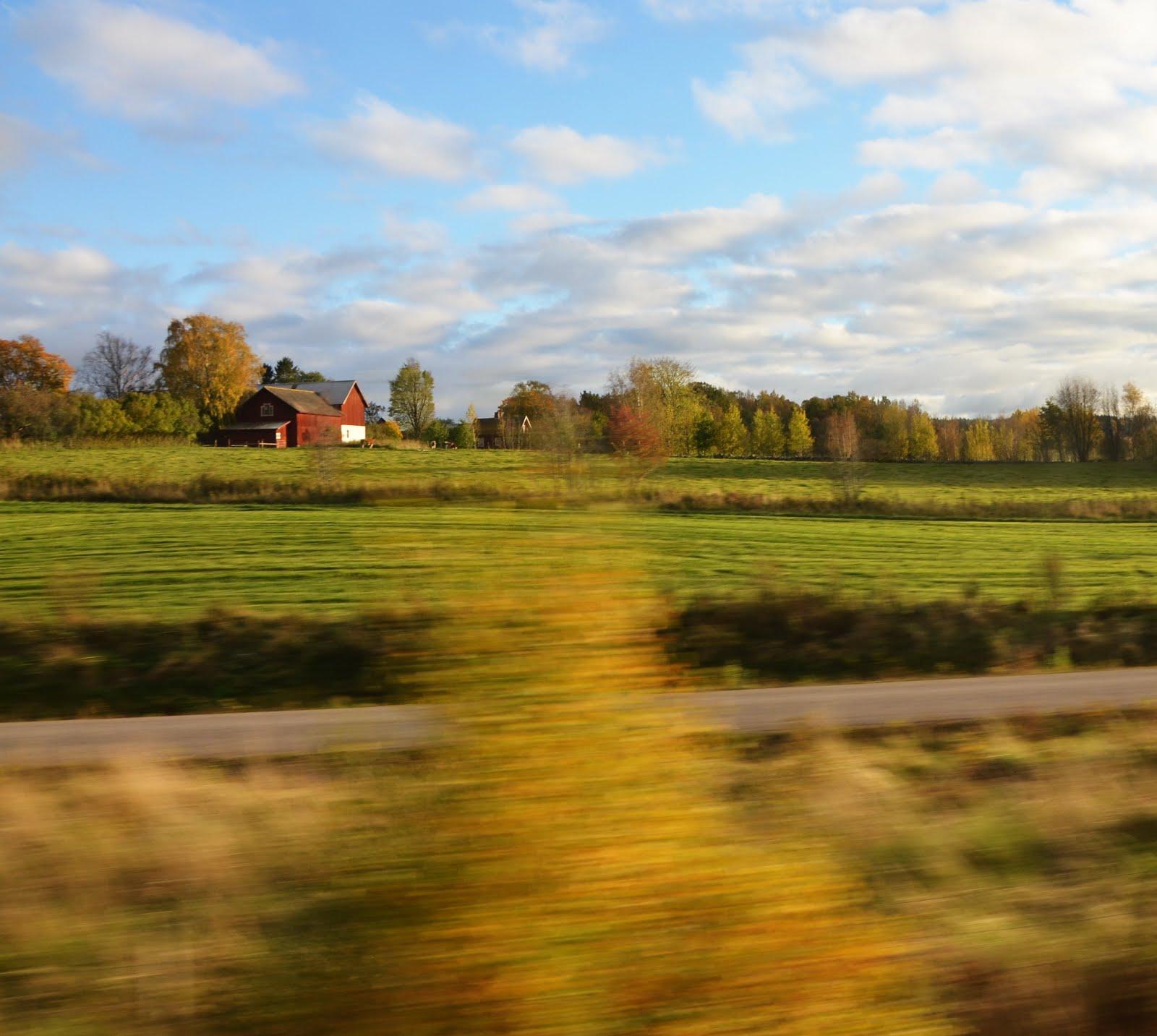 stockholm till göteborg
