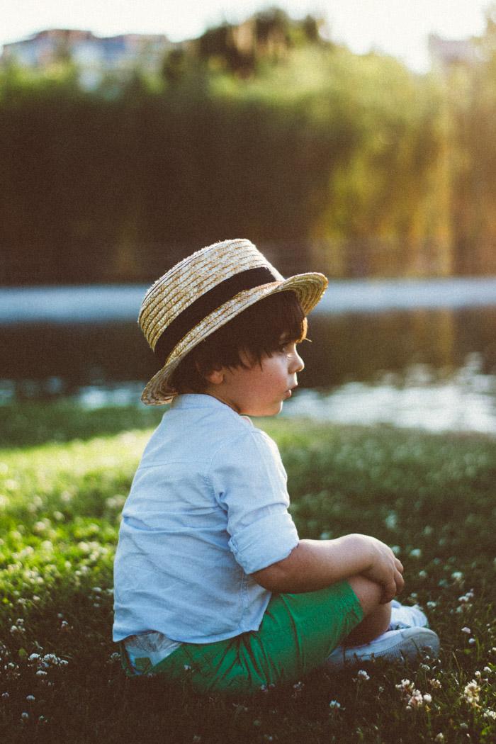 Trucos sencillos para hacer fotos con niños