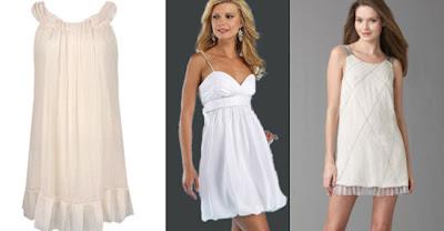 Vestidos Blancos para Mujeres