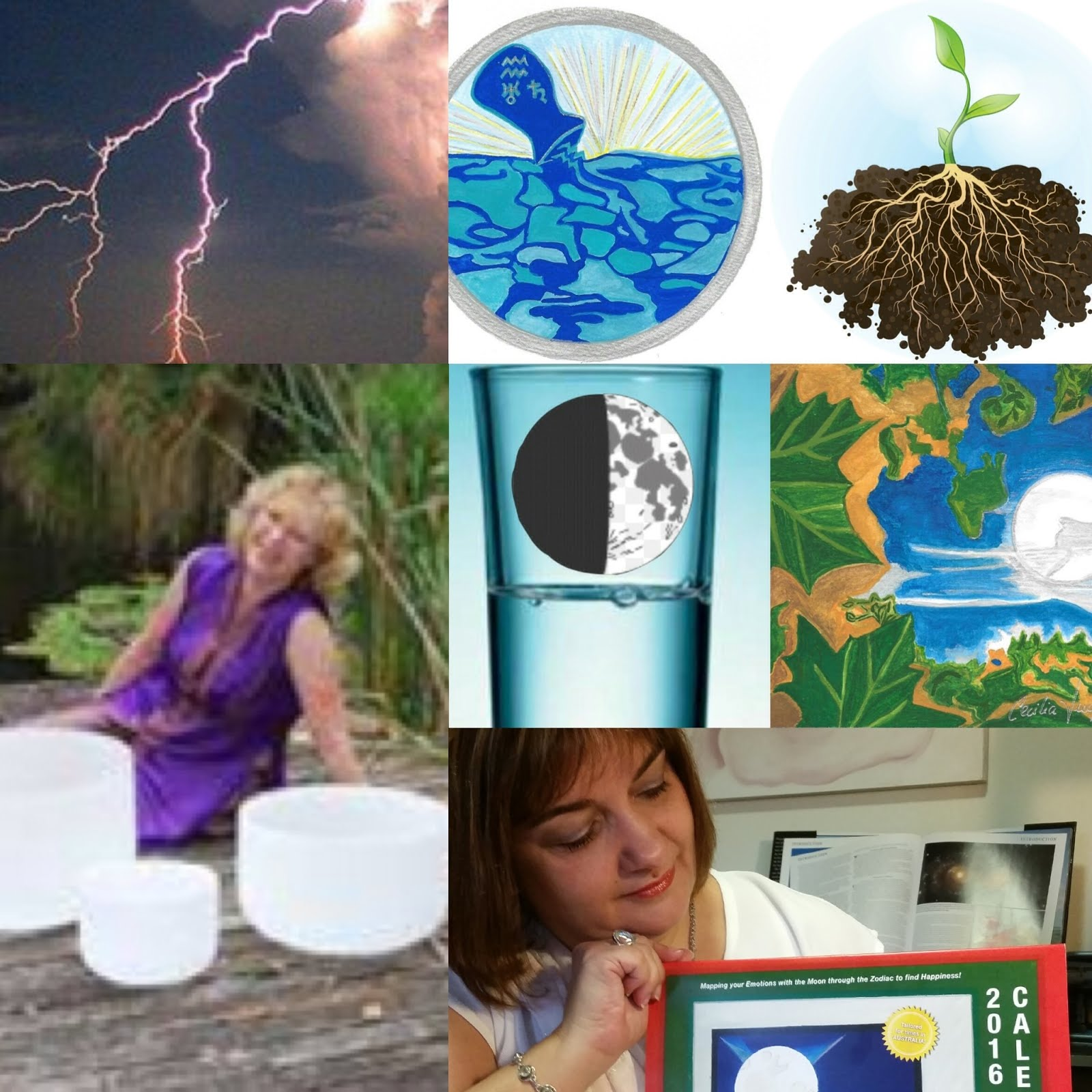 Thrive with Aquarius New Moon Cycle