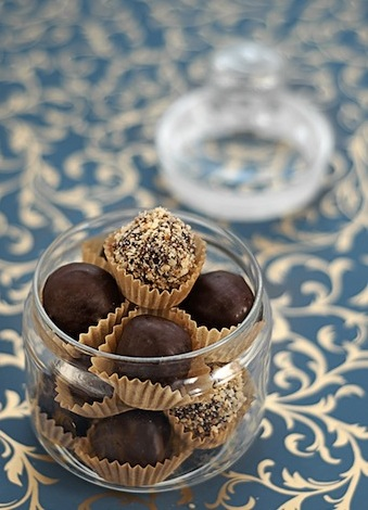 chocolate cherry balls recipe