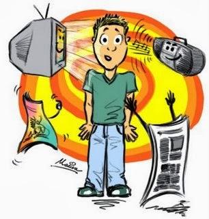 Prensa.Radios. Revistas y TV Nacionales e Internacionales.