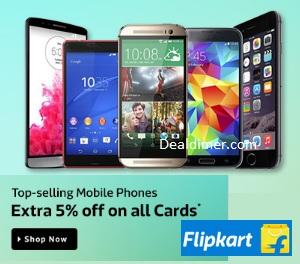 Mobiles-extra5-off-flipkart-banner