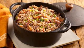#receita de #arroz de #carreteito