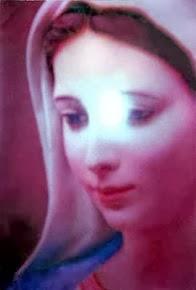 sagrada face de nossa senhora sem a hostia e a rosa