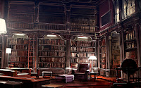 Background Of A Library6