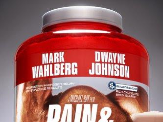 'Pain & Gain', cartel de la nueva película de Michael Bay