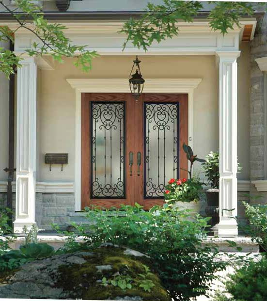 What are the benefits of glass inserts for doors | US Door and ...