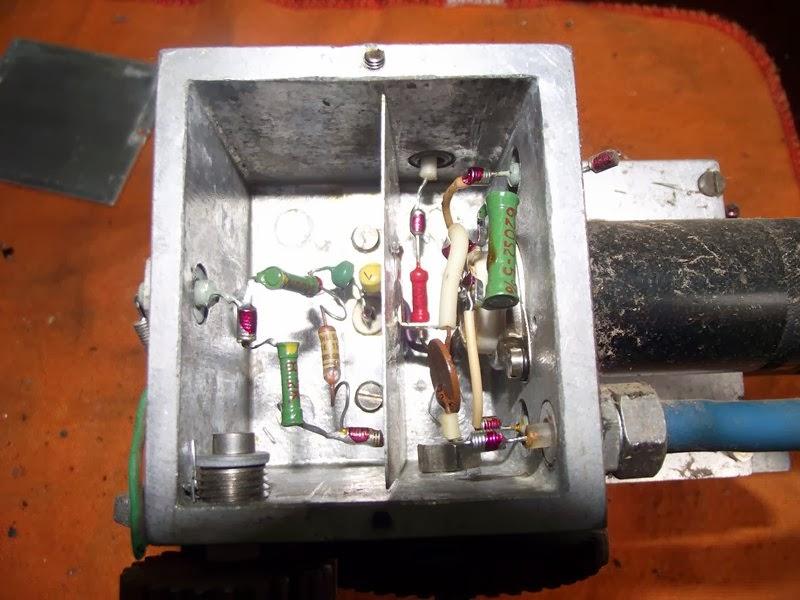 Circuito do oscilador