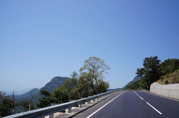 The 18 bend road opens to the public - දහඅට වංගුව