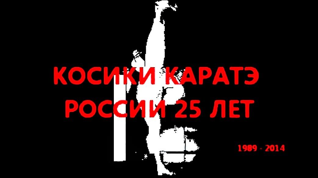 Федерации Косики каратэ России 25 лет. Автор фотокомпозиции председатель НСНБР А.Г.Огнивцев