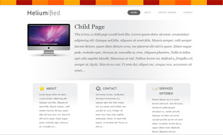 Heliumified Reloaded WordPress Theme