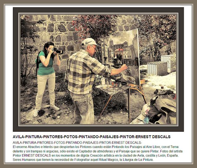 FLICKR-AVILA-FOTOS-PINTURA-GALERIA-PINTOR-PINTANDO-ERNEST DESCALS