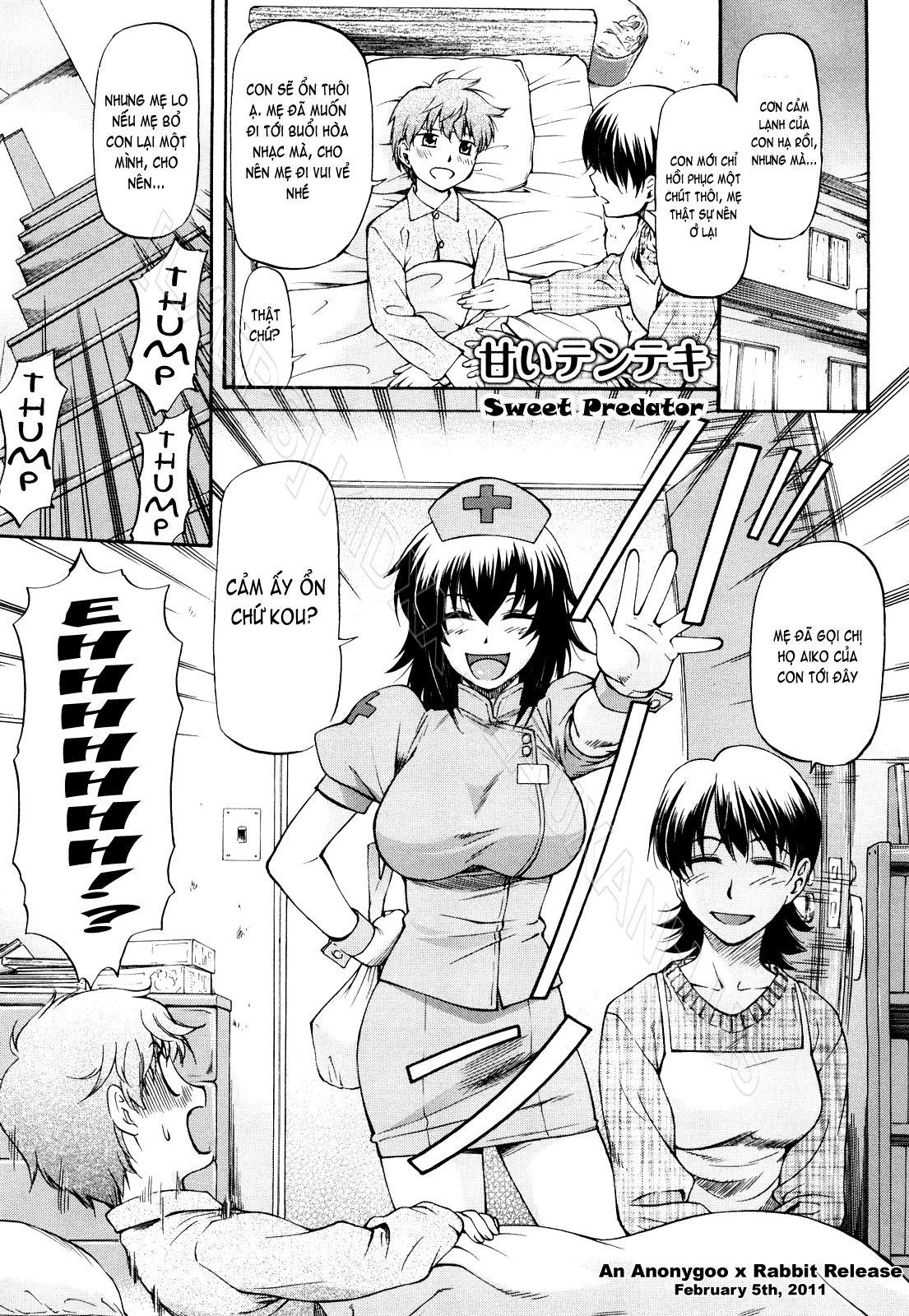 Wap truyện hentai tothichcau.org 133 Truyện Hentai Chị Họ làm y tá