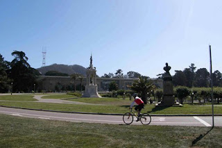 cycling-at-san francisco-golden gate park
