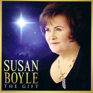 Christmas Music Collection: Susan Boyle - The Gift (2010) The Gift Susan Boyle Album