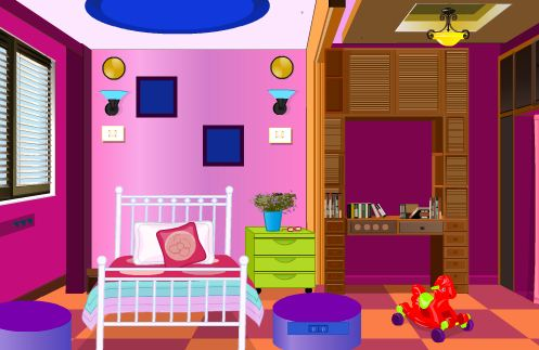 GamesNovel Cute Pink Hous…