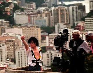 Michael Jackson na Favela Dona Marta