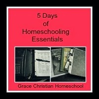 5 Days of Homeschooling Essentials Series