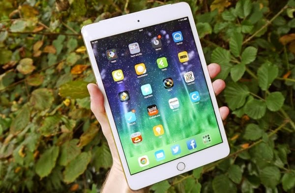 Apple IPad Mini 3 Is Re Back of Apple 5