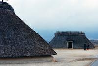 Yoshinogari Dwellings Jepang