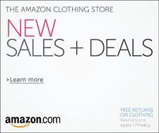 Amazon Clothing Sales
