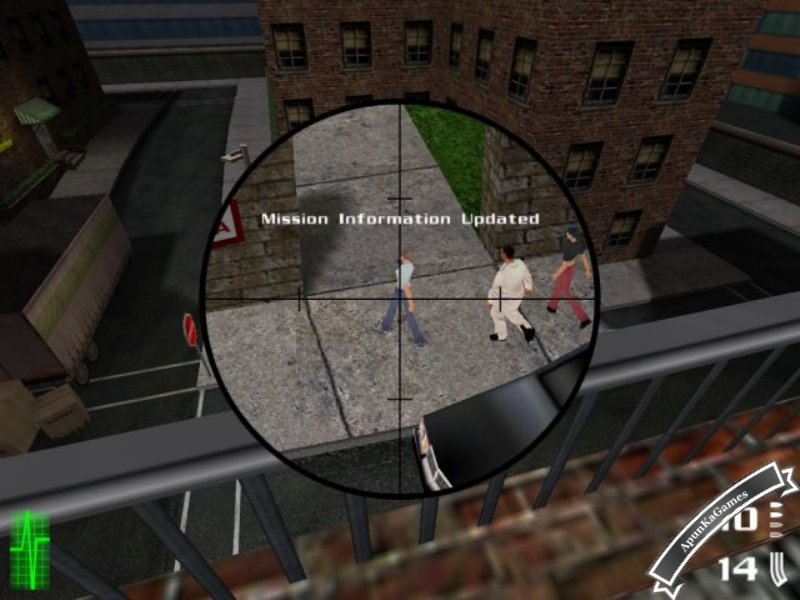 CIA Operative Solo Missions RIP Game Full Version Free Download (62MB)
